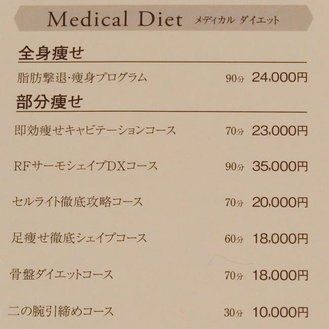 シーズラボ・料金表